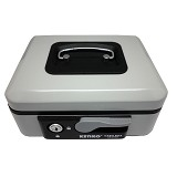 KENKO Cash Box [CB-898M] - Gray - Cash Box